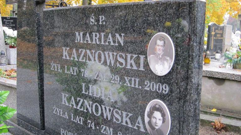 Groby żużlowców Włókniarza na Cmentarzu św Rocha
