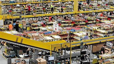 Centrum logistyczne Amazon