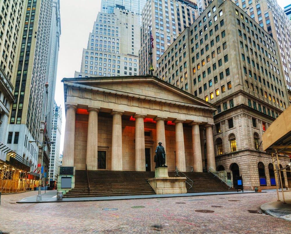Muzeum National Memorial na Wall Street w Nowym Jorku