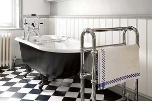 Aranżacja łazienki w stylu francuskim