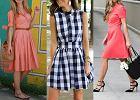 Rozkloszowana sukienka - trzy propozycje stylizacji