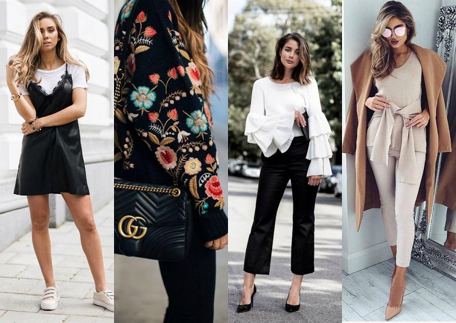 a2d70286be Moda 2017 - Trendy - 4 modne ubrania na rok 2017 - sprawdź