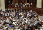Parlament Ukrainy uchwali� sankcje wobec Rosji. Ostateczne przyj�cie w czwartek