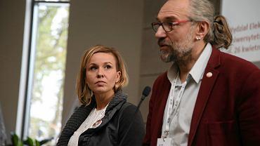 Regionalne wybory w zachodniopomorskim KOD. Magdalena Filiks i Mateusz Kijowski