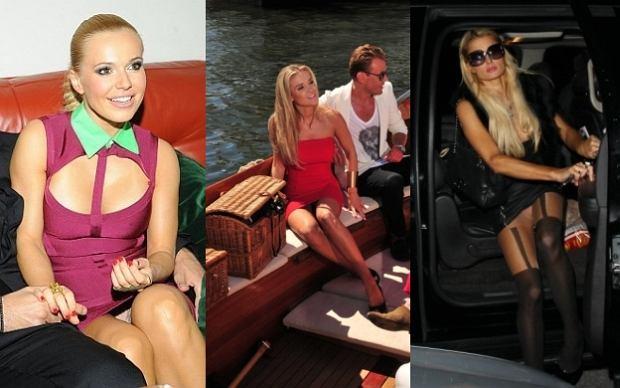 Doda, Honey, Emma Watson... Te celebrytki mia�y pecha i ZA�WIECI�Y majtkami. A mo�e robi� to specjalnie? [ZDJ�CIA]