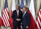 """""""Amerykanie dobrze to przemy�leli"""". 5 rzeczy, kt�re trzeba wiedzie� o wizycie Kerry'ego w Polsce [KOLANKO DLA GAZETA.PL]"""