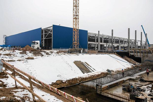 IKEA Lublin Mimo zimy rosną sklep i galeria [DUŻE ZDJĘCIA]  zdjęcie nr 1 -> Montaż Kuchni Ikea Lublin