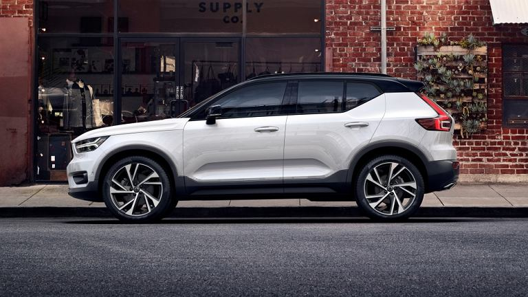 volvo xc40 cena rata abonament leasing. Black Bedroom Furniture Sets. Home Design Ideas