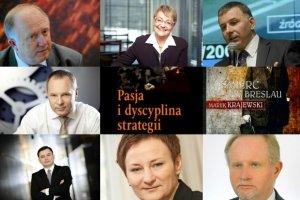"""Prezesom wielkich polskich firm zadali�my jedno pytanie: """"Jak� czytasz ksi��k�?"""" Oto, co nam odpowiedzieli"""