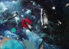 Kosmonauci. Jakie �yczenia na nowy rok maj� mieszka�cy domu opieki