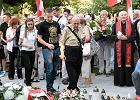 Wrocław. Spokojny marsz w rocznicę rzezi wołyńskiej