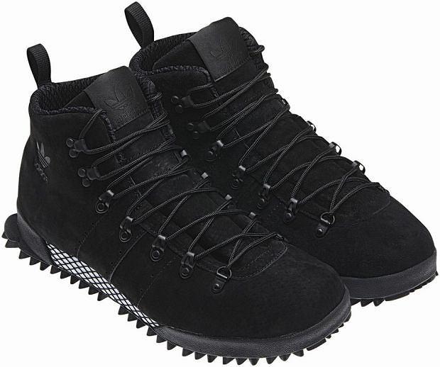 f6762aa3cca43 Adidas  miejsko-sportowe buty na zimę - zdjęcie nr 3