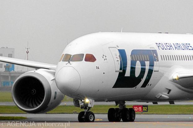 LOT poleci z Lotniska Chopina do Seulu samolotami Boeing 787 Dreamliner
