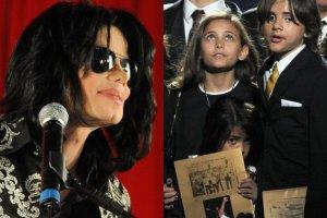 Michael Jackson i jego dzieci