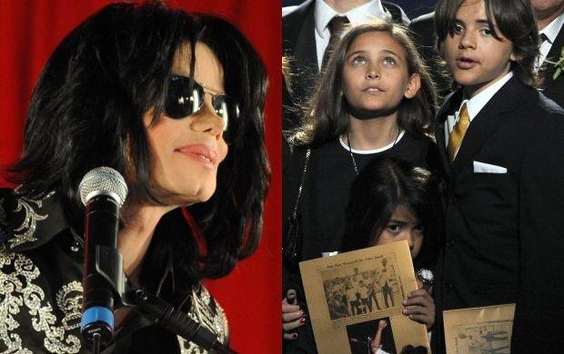 Dzieci Michaela Jacksona nie maj� �atwego �ycia. Zmiana imienia, ci��a, kt�rej nie by�o i pr�ba samob�jcza
