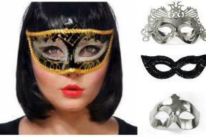 Maska na karnawa� - tajemniczy dodatek do ka�dej kreacji