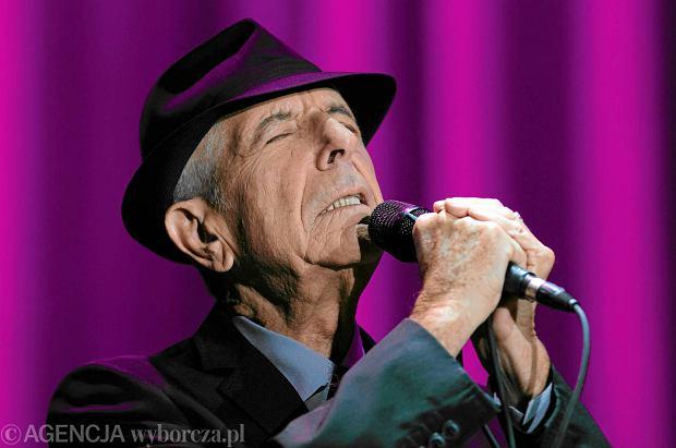 """Leonard Cohen robi sobie prezent na 80. urodziny. Nowa p�yta """"Popular Problems"""""""