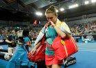 Australian Open. Simona Halep odpad�a w pierwszej rundzie