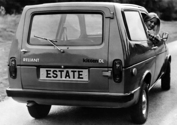 Reliant Kitten z 1976