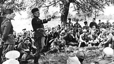 Gen. Karol Świerczewski, kwiecień 1945