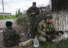 """Rosja wzywa Kij�w, by """"zaprzesta� rozlewu krwi"""", w�adze obwodu �uga�skiego popieraj� separatystyczne referendum [PODSUMOWANIE]"""