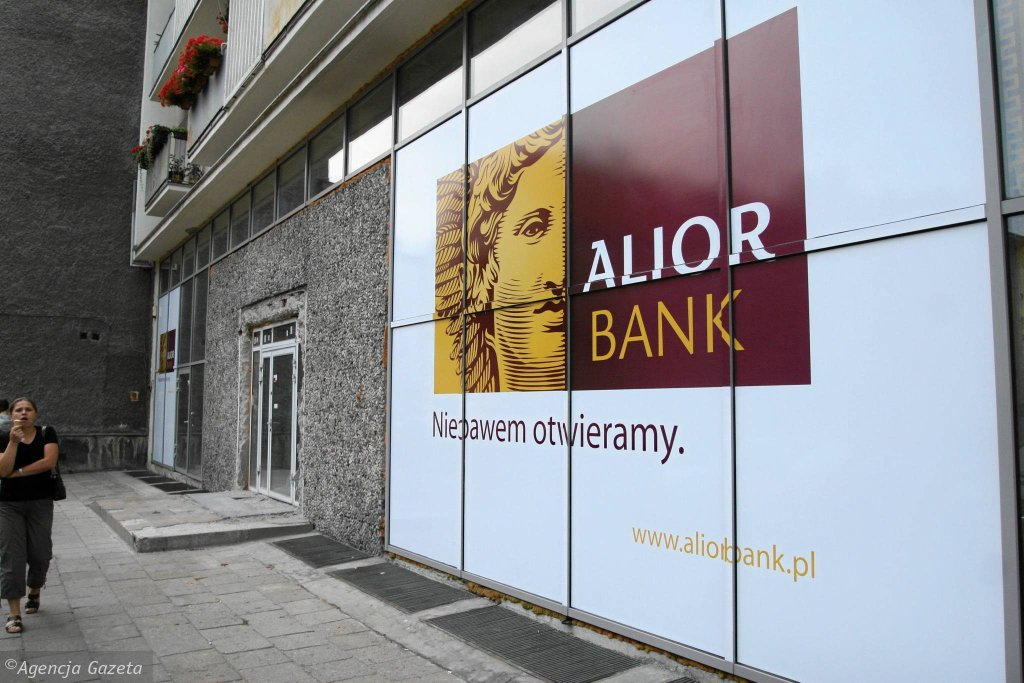 Placówka Alior Bank