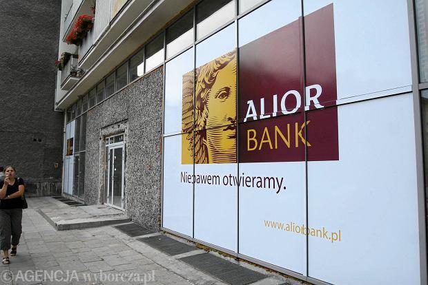 Alior sprzeda akcje po 38,9 zł za sztukę. Pieniądze potrzebne na przejęcie BPH