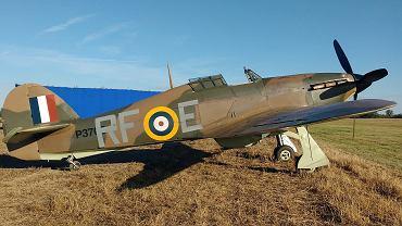 "Hawker Hurricane na planie ""Dywizjonu 303"""