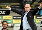 Legia - Zoria. Berg gra o historyczny awans