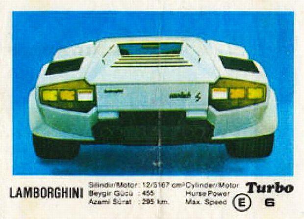 Turbo Gumy - katalog samochodowy lat 90-tych