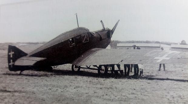 Zdjęcie numer 0 w galerii - Junkersem lecieli do Warszawy i Wilna. Skończyło się 85 lat temu [ZDJĘCIA]