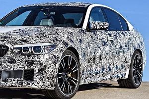 Wyciekły tajne informacje o nowym BMW M5. Pewne 3,5 s. do setki!