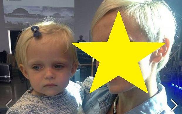 Polska piosenkarka pokaza�a urocz� c�reczk�. Podobna do mamy?