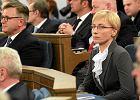 OKO.press: Gosiewska chce 5 mln zł zadośćuczynienia za śmierć męża w Smoleńsku