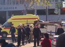 Wybuch w szkole na Krymie. Są zabici i ranni. ''To zamach''