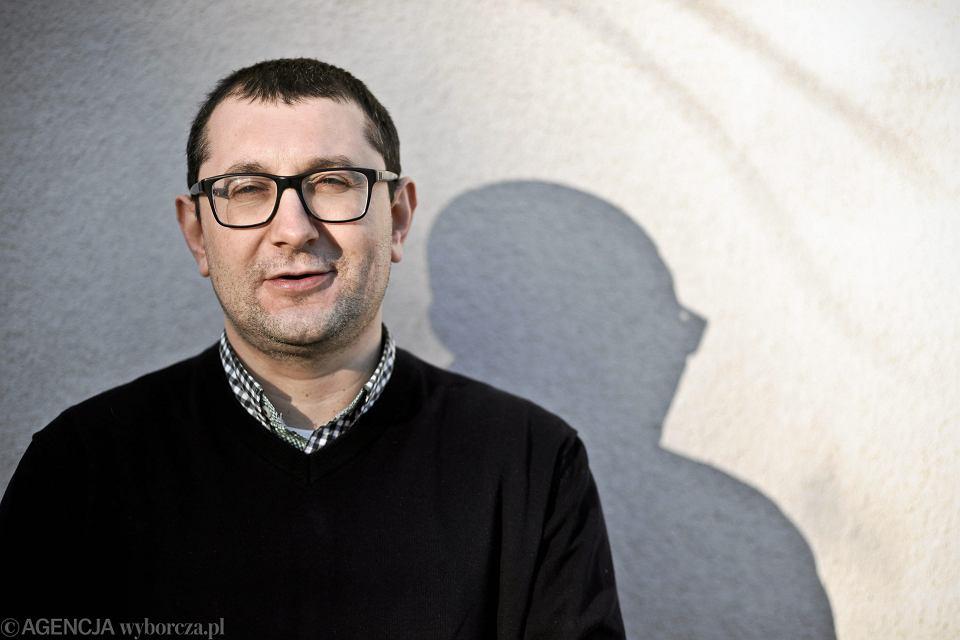 Socjolog Mikołaj Cześnik