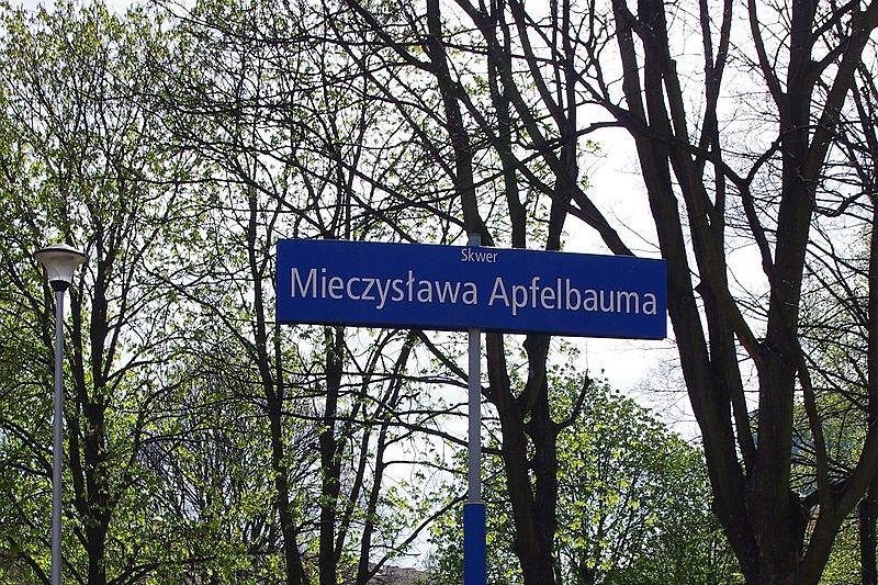 Skwer Mieczysława Apfelbauma
