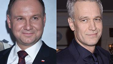 Andrzej Duda / Michał Żebrowski