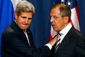 �awrow: USA i Rosja porozumia�y si� ws. rezolucji dotycz�cej Syrii