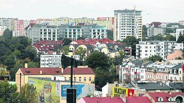 Przygotowywana przez rząd ustawa ucieszy zwłaszcza mieszkańców największych miast, m.in. Lublina (na zdjęciu). Korzyść z przekształcenia użytkowania wieczystego na własność ma być tym większa, im krócej ktoś jest użytkownikiem wieczystym gruntu
