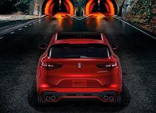 Alfa Romeo Stelvio | Nowe silniki i tylny napęd