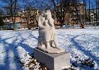 Pomazana rzeźba Aliny Szapocznikow