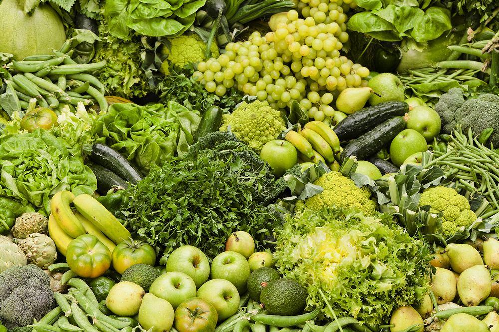Witaminę K znajdziemy przede wszystkim w warzywach o zielonych liściach
