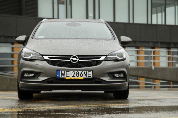 Opel Astra Sports Tourer 1.6 CDTI 136 KM A6 | Test | Godny zaufania partner
