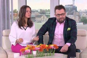 Kinga Rusin skrytykowa�a Ann� Komorowsk�: Ju� to pani m�wi�am... �ona prezydenta odpowiada