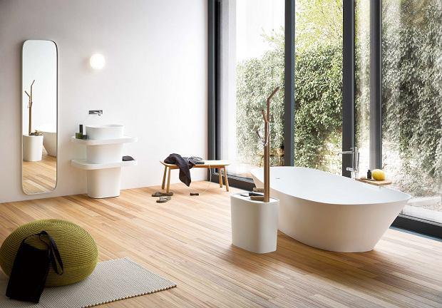 Jakie drewno nadaje się do łazienki?