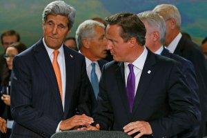 Kerry wzywa dziesi�� kraj�w do dzia�a� przeciw Pa�stwu Islamskiemu