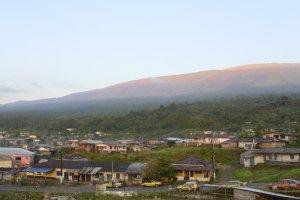 Samolot pasa�erski by� bliski zderzenia z wulkanem Kamerun