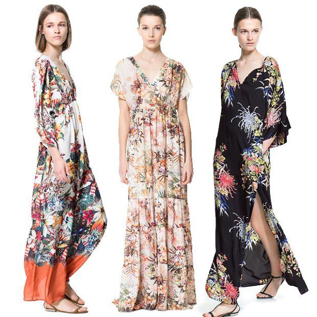 Sukienki Zara
