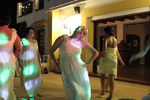 Pierwszy taniec z druhnami